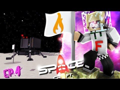 ARRIVATI SULLA LUNA ! - SPACECRAFT #4