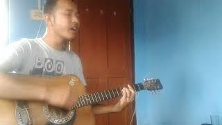 Aja akash ma live cover
