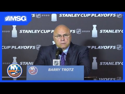 Trotz: We Have A Lot Of Valuable Pieces That Can Contribute In Different Ways | New York Islanders