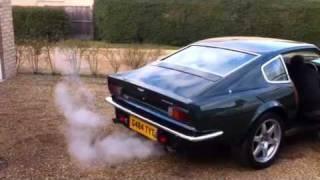 Richard Tipper Aston Martin V8 Vantage Xpack