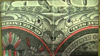 Yale Skull & Bones 322 On $1bill + Hog Nose Bat & Owl On $1bill  {{ Fazi Gami Origami  Folding }