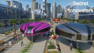 Futuristic Vehicles -  New Flying Car - American and japan cars Transportation