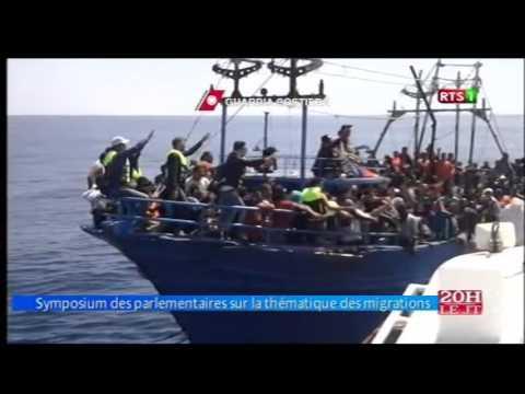 Journal Télévisé 20H de la RTS1 du lundi 09 mai 2016