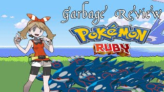 A Ridiculous Recap Of Pokemon Ruby