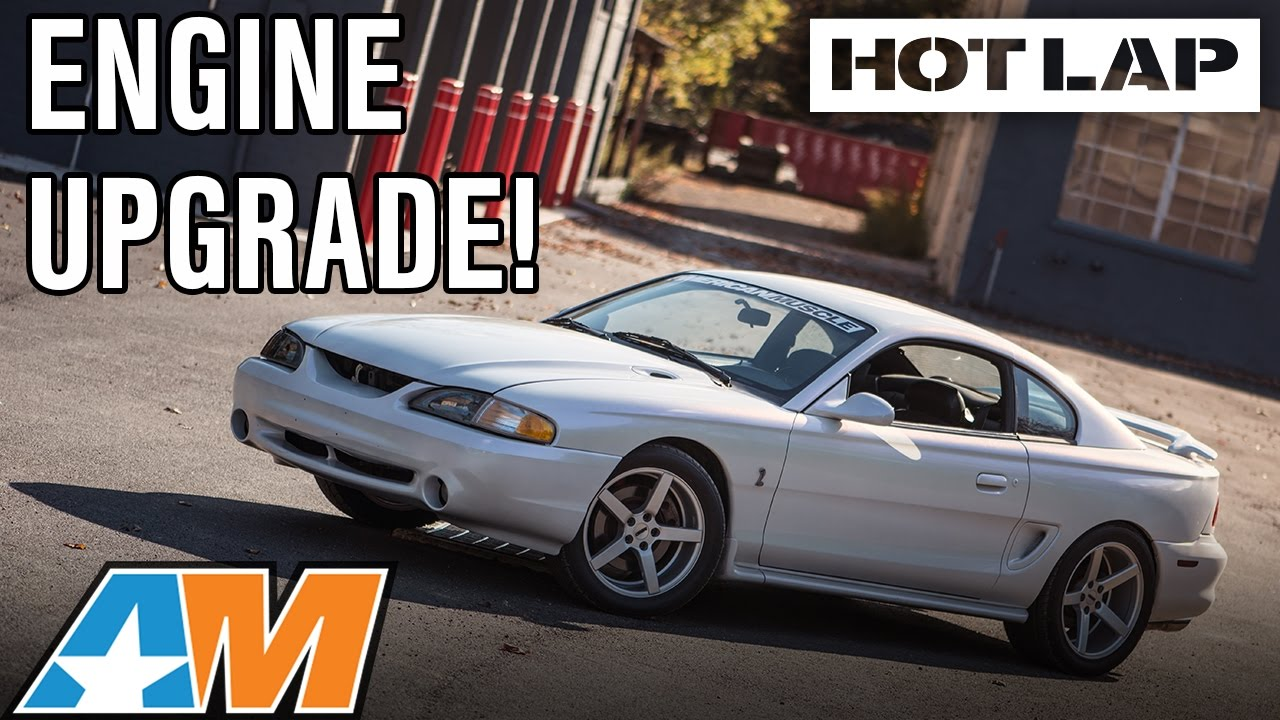 1995 Ford Mustang Cobra Engine Performance Build Stephanie Races Super Comp Hot Lap