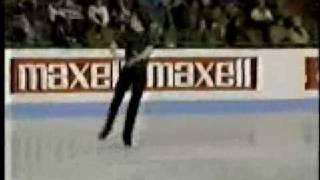 Michael Slipchuk SP 1991 World Figure Skating Championships