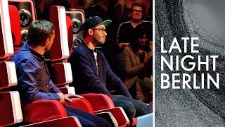 Mark Forster und Klaas suchen: The Worst of Germany | Late Night Berlin | ProSieben Video
