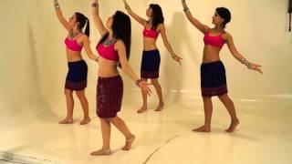 Zarema & Diana Studio. Онлайн-урок. Болливуд.(Онлайн-урок по индийским танцам в стиле Болливуд от преподавателя, Галиевой Заремы. Хореография на компози..., 2012-10-21T20:59:29.000Z)