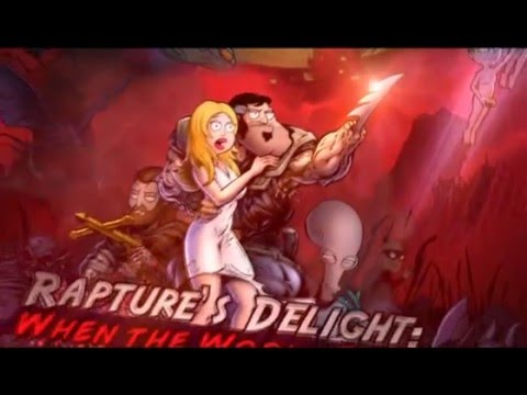American Dad Making Of Rapture's Delight