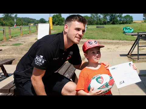 Tigers rugby camps kick off across the country
