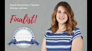 Presidential Awards for Excellence in Mathematics and Science Teaching | Ellaree Lehman