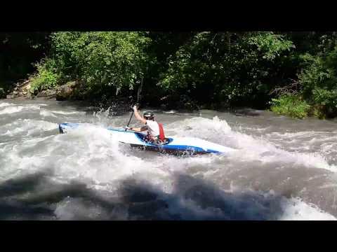 Bourg St-Maurice Stage Kayak