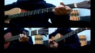 cầu vồng Jay Chou guitar cai hong 周杰倫 Rainbow 官方完整 彩虹 guitar