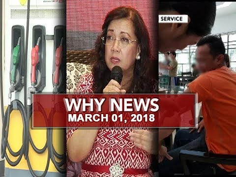 UNTV: Why News (March 01, 2018)