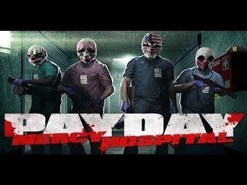 PayDay The Heist | #1 | First World Bank overvallen!