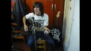 Entre canibales - Soda Stereo (cover Gaston)
