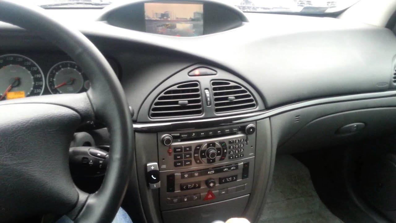 kamera cofania Citroen C5 Peugeot 407 RT3 rear view camera