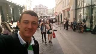 Живая музыка в центре Москвы
