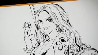 """[One Piece] Tên cướp biển đã trở thành Vua hải tặc, """"Rufi Tachi sau 10 năm"""""""