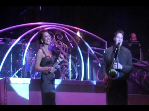 Live performance on the Regent Voyager, Regent Seven Seas Cruise Lines, April 9, 2009 Mandy Kerridge - Vocals Bram Glik - Tenor Sax