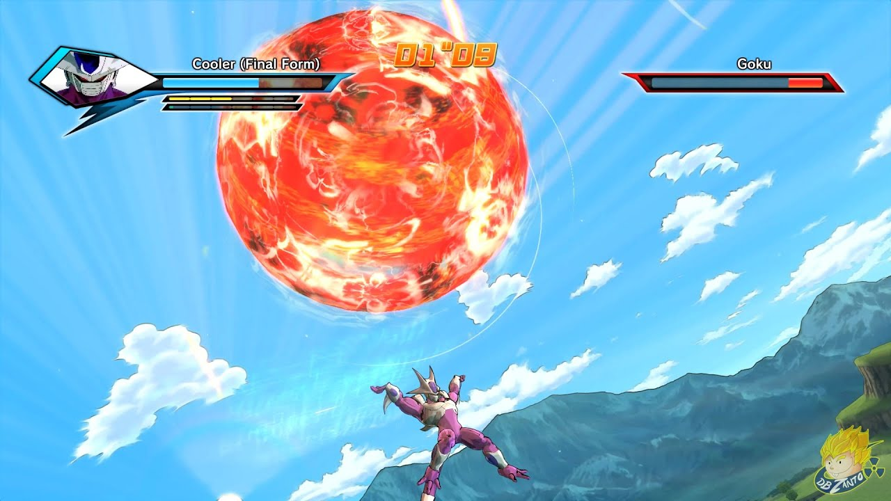 Dragon Ball Xenoverse (PC): Cooler (Final Form) Gameplay ...