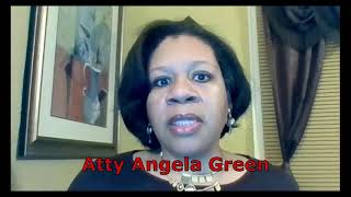 Why it's impossible to mute Michael Jackson - Atty Angela Green explains