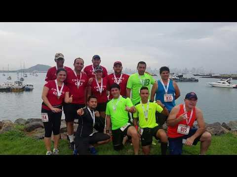CrimsonLogic Panama in Circuito City Marathon