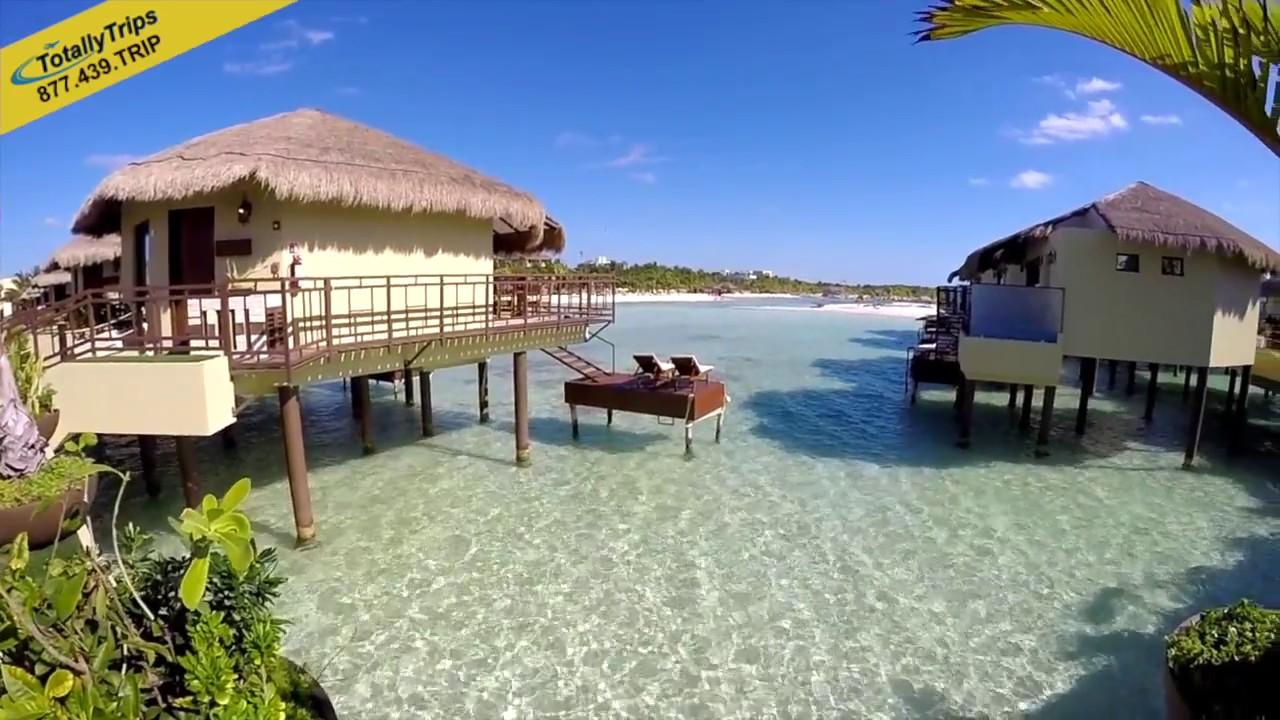 El Dorado Maroma Overwater Bungalows
