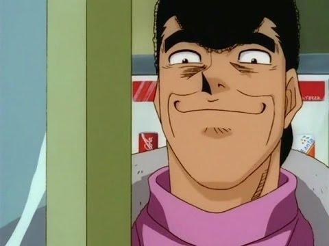 Hajime no ippo takamura
