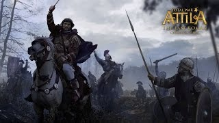 Анонс - Последний римлянин [Total War: ATTILA]