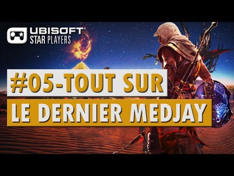 "Thumbnail: Assassin's Creed Origins : "" Bayek Le Dernier Medjay "" - Gameplay PC PS4 XBOX"