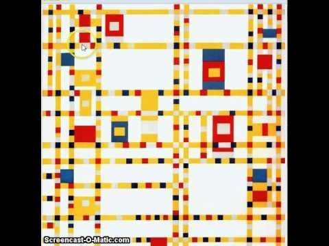 Mondrian Explanation
