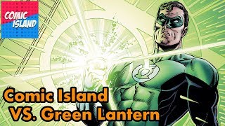 Comic Island v. Green Lantern: Dawn of making more videos about them