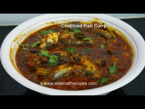 Chettinad fish curry south indian chettinad fish curry youtube chettinad fish curry south indian chettinad fish curry sreenath recipes forumfinder Gallery