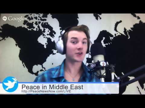 Bombs Over Gaza | Peace in Middle East Begins Inside | PNN #101