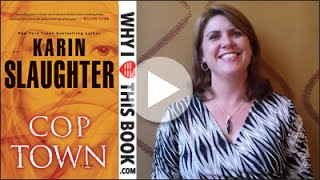 Lisa Gardner over Cop Town - Karin Slaughter