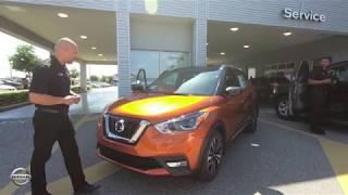 Car Review 2018 Nissan Kicks SR