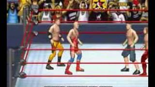 WWE Survivor Series GBA Entrances