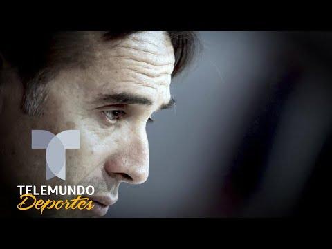 El polémico adiós del Real Madrid a Julen Lopetegui   Telemundo Deportes