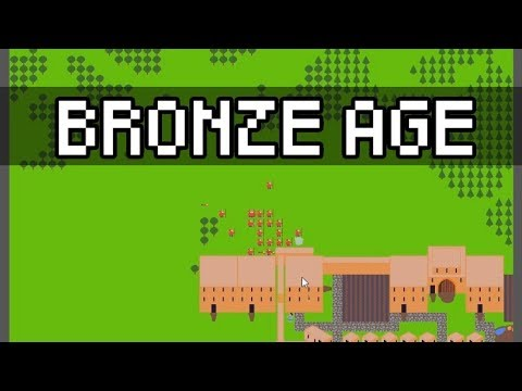 Bronze Age - War at the Walls! - #2 Let's Play Bronze Age Gameplay