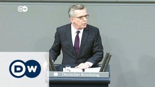 ألمانيا تنوي تشديد قانون اللجوء | الأخبار