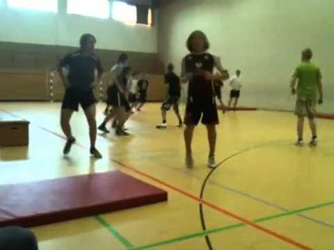 Sportunterricht an deutschen Schulen