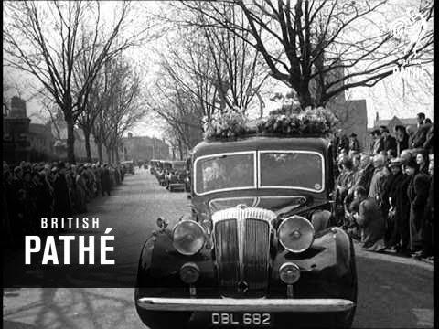 Funeral Of Ernest Bevin (1951)