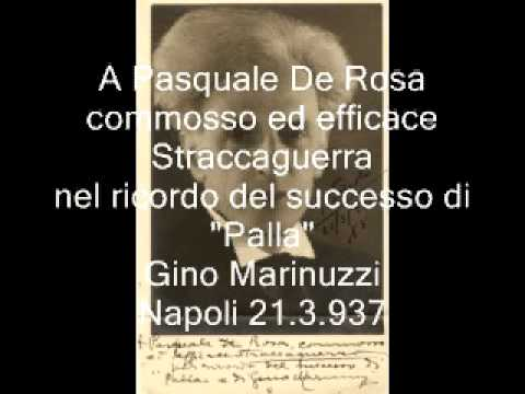 de rosa pasquale 39 a serenata d 39 39 e rrose di capua russo youtube. Black Bedroom Furniture Sets. Home Design Ideas
