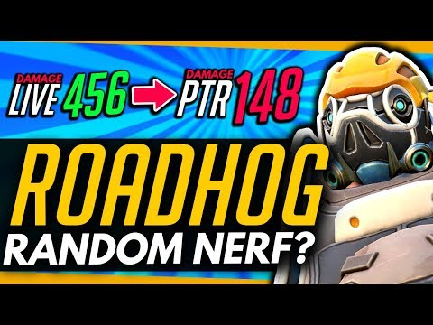 Overwatch | Winston / Symmetra FIXED + The WORST RANDOM NERF (Roundup) thumbnail