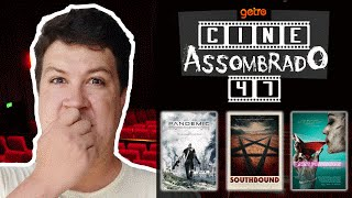 CineAssombrado #47 EN-PT (Pandemic - SouthBound - Ava´s Possessions)