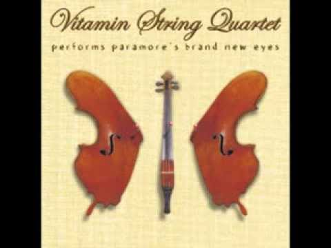 I Caught Myself - Vitamin String Quartet Performs Paramore's Brand New Eyes