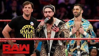 """Enzo Amore and """"The Zo Train"""" give thanks: Raw, Nov. 20, 2017"""