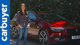 Vauxhall Insignia Sports Tourer 2018 review - Carbuyer
