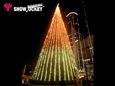 35m115ft commercial programmable led christmas tree lights